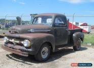 1951 Ford Other Pickups PICKUP for Sale