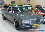 1978 Holden Kingswood HZ Grey Automatic A Utility for Sale
