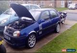 Classic ford fiesta zetec s spare or repair  for Sale