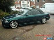 1996 BMW M3 3.2 Evo Convertible ***12 Mth Mot***370 bhp!!! for Sale