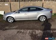 Ford Mondeo Titanium x 1.8 tcdi , Car, hatchback, silver, part leather, alloys for Sale