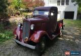 Classic 1934 Chevrolet Other Pickups for Sale