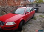 VW Passat 1.8 SE 20V Turbo Petrol Estate for Sale