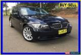 Classic 2007 BMW 323I E90 23I Blue Automatic 6sp A Sedan for Sale
