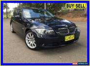 2007 BMW 323I E90 23I Blue Automatic 6sp A Sedan for Sale