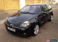 Renault Clio Sport 172 2.0 16v 2004 for Sale