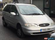 Ford Galaxy 1.9tdi Auto Diesel 7 Seater for Sale