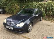 Mercedes C230 2002 sports coupe spares or repair for Sale