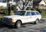 Classic 1982 Mercedes-Benz 300-Series 300TD for Sale