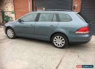 VW Golf Estate 2.0Tdi SE with apple car play for Sale