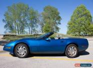 1993 Chevrolet Corvette Base Convertible 2-Door for Sale