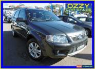 2010 Ford Territory SY Mkii TS (RWD) Ego Automatic 4sp A Wagon for Sale