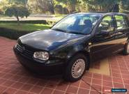 VW Golf 2000 for Sale