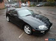RARE LATE 2001 MKIV TOYOTA SUPRA VVTI TIPTRONIC / AUTO TOTALLY STOCK / STANDARD for Sale