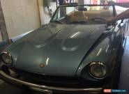 Fiat: Other Spider 2000 TURBO for Sale