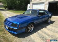 1982 Ford Mustang GT for Sale