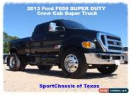 2013 Ford Other Pickups for Sale