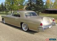 1956 Lincoln Continental Mark II Hardtop Sport Coupe for Sale