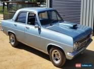 1966 Holden HR Premier Sedan for Sale