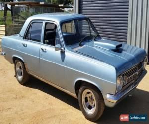 Classic 1966 Holden HR Premier Sedan for Sale