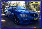 Classic 2011 Holden Commodore VE II SV6 Thunder Blue Automatic 6sp A Utility for Sale