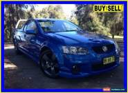 2011 Holden Commodore VE II SV6 Thunder Blue Automatic 6sp A Utility for Sale