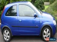 BLUE 54 PLATE VAUXHALL CORSA 1.2 for Sale