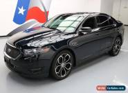 2014 Ford Taurus SHO Sedan 4-Door for Sale