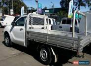 2012 Mazda BT-50 XT (4x2) White Manual 6sp M Cab Chassis for Sale