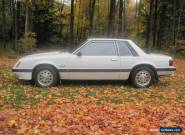 1986 Ford Mustang LX for Sale
