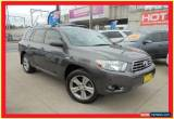 Classic 2008 Toyota Kluger GSU45R KX-S Grey Automatic 5sp A Wagon for Sale