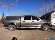 Dodge: Ram 3500 Mega Cab for Sale