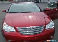 Chrysler: Sebring LIMITED EDITION for Sale