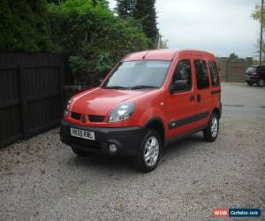 2005 renault kangoo trekka dci 4x4 for sale in united kingdom. Black Bedroom Furniture Sets. Home Design Ideas