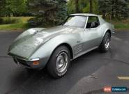 1971 Chevrolet Corvette Base Coupe 2-Door for Sale