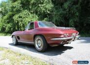 1967 Chevrolet Corvette Base Convertible 2-Door for Sale