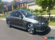 HOLDEN MONARO CV8-R  srs 2, 5.7 6 SPEED MANUAL REGO AND RWC AND SUNROOF for Sale