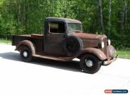 1934 Chevrolet Other Pickups Master deluxe for Sale