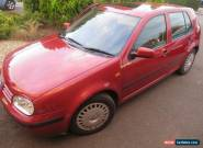 VW Golf MK4 1.9 TDI for Sale