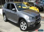 2007 BMW X5 E70 3.0D Grey Automatic 6sp A Wagon for Sale