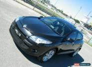 2012 Renault Megane X32 Privilege Black Automatic A Hatchback for Sale