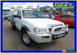 Classic 2006 Mazda B2500 MY05 Upgrade Bravo DX (4x4) White Manual 5sp M Cab Chassis for Sale