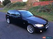 2011 BMW 330D M SPORT TOURING BLACK for Sale