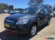 2007 Holden Captiva CG CX (4x4) Grey Automatic 5sp A Wagon for Sale