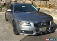 2011 Audi A4 Premium Tiptronic for Sale
