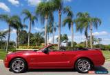 Classic 2008 Ford Mustang GT Convertible 2-Door for Sale