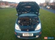 Ford Focus 1.4L Zetec for Sale