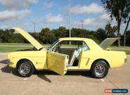 1965 Ford Mustang 2-Door Coupe for Sale