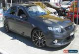 Classic 2008 Ford Falcon FG XR6T Grey Automatic 6sp A Sedan for Sale