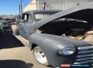 1952 Chevrolet Other Pickups Base for Sale